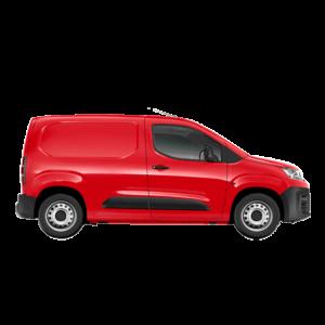 Renting Citroën Berlingo Van