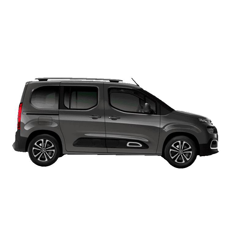 Renting Citroën Berlingo