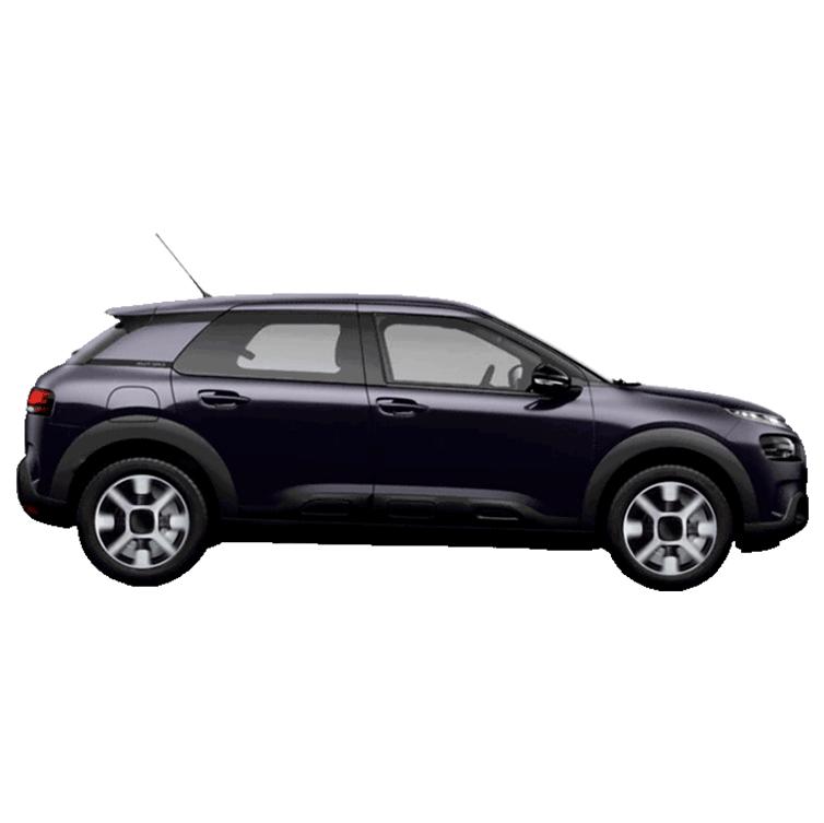 Renting Citroën C4 Cactus