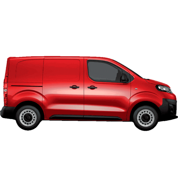 Renting Citroën Jumpy