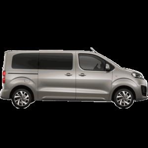 Renting Citroën Spacetourer